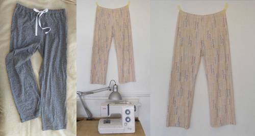 pyjama trouser making class