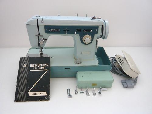 jonesmachine