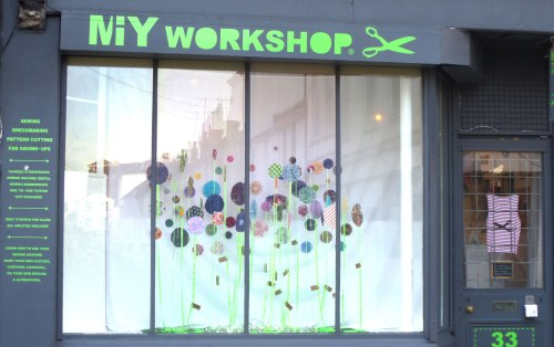 MIY Workshop Spring Window