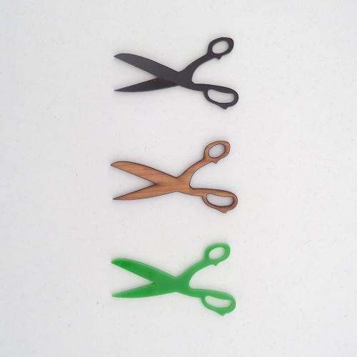 scissor pendant