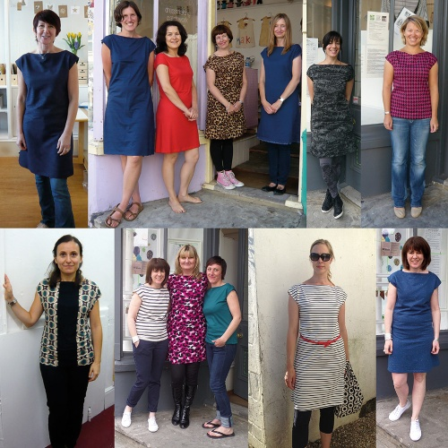 MIY Collection digital sewing patterns