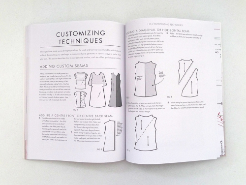 beginners guide to dressmaking customising