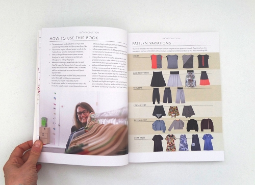 beginners guide to dressmaking projects summary