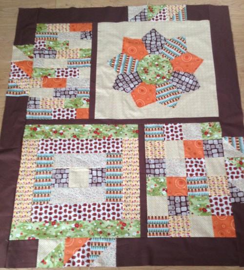 Liz beginners patchwork